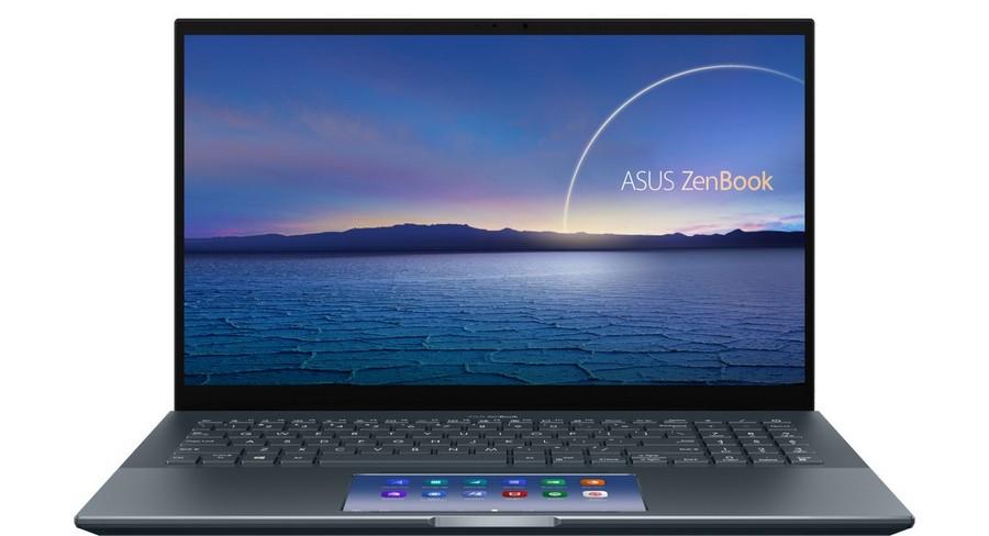 ASUS представляє лінійку ноутбуків на базі Intel Core 11-го покоління та перший ноутбук на основі Intel Evo