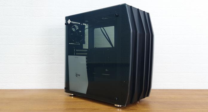 Обзор компьютерного корпуса Aerocool Klaw RGB