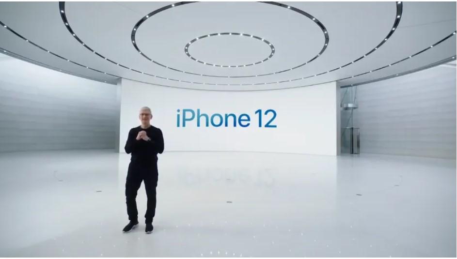 Apple Event: iPhone 12