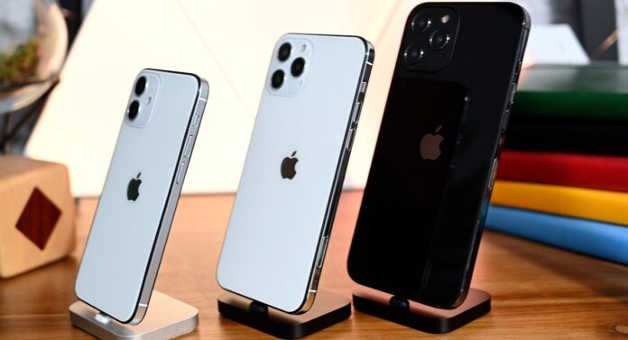 Apple Keynote 2020 - iPhone 12