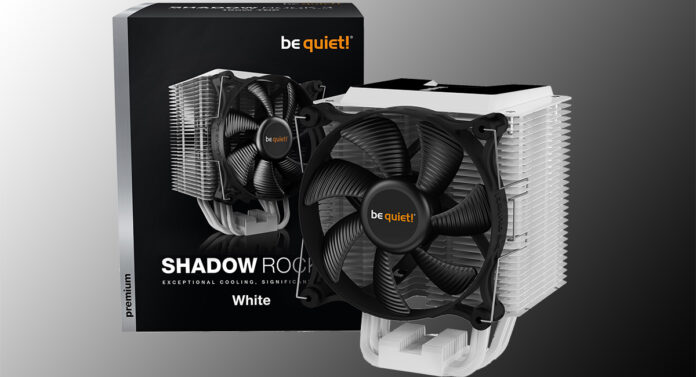 be quiet! Shadow Rock 3 White