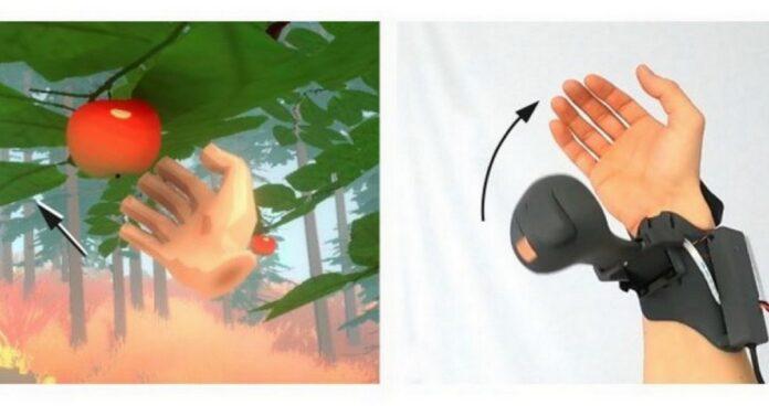 Haptic Pivot