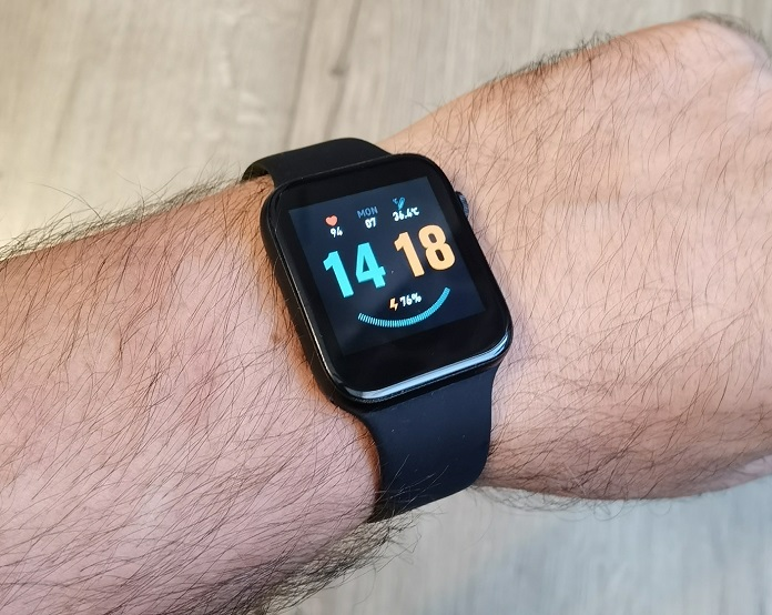 Fobase Air Pro review. Feature-Rich Smartwatch For the Price of Mi Band?