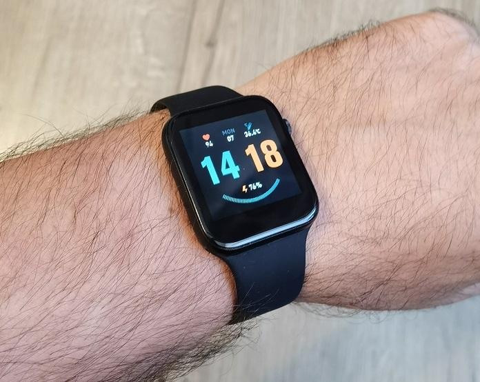 Обзор Fobase Air Pro: функциональные смарт-часы по цене Mi Band?