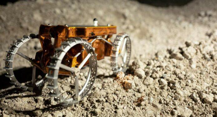 CubeRover від Astrobotic