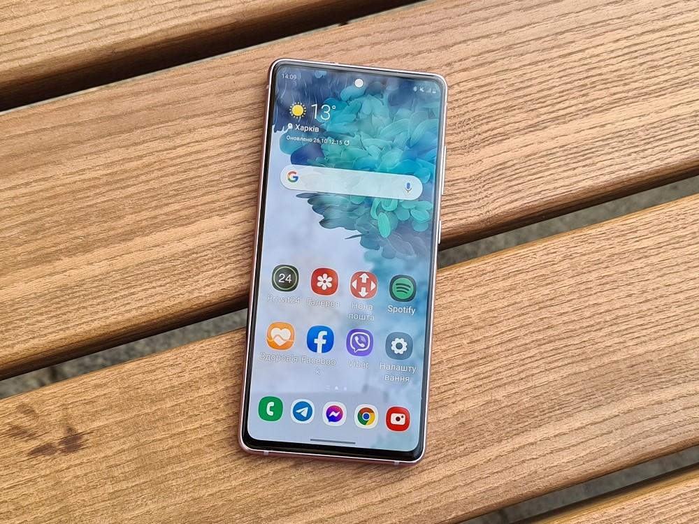Обзор Samsung Galaxy S20 FE (Fan Edition): не только для фанатов