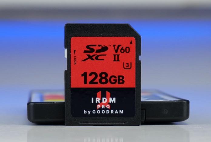 Goodram IRP-S6B0 IRDM PRO UHS-II U3