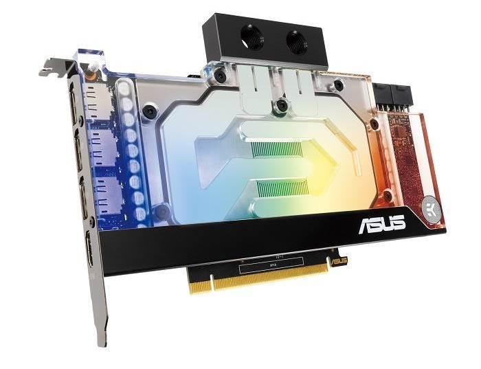 ASUS EKWB GeForce RTX 3090