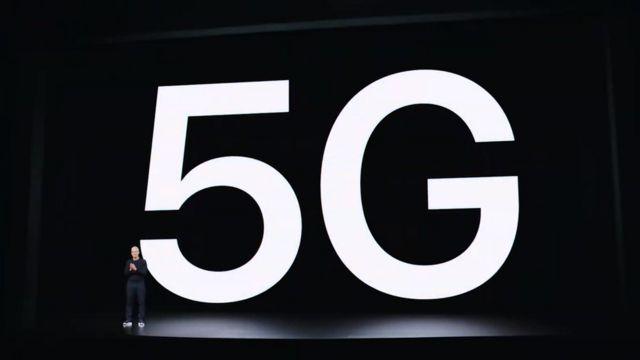 Поддержка 5G в iPhone 12