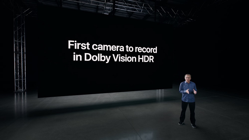 Apple iPhone 12 Dolby Vision HDR