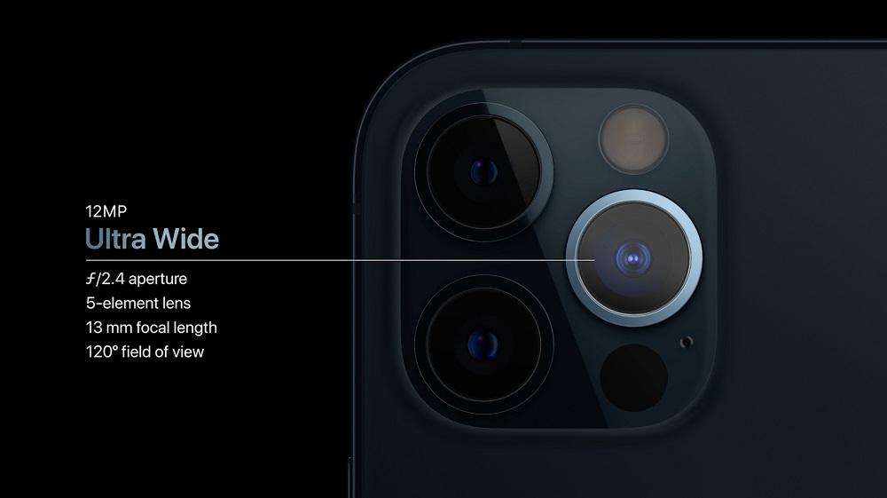LiDAR в iPhone 12 Pro и Pro Max