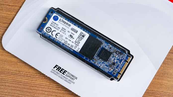 Обзор Kingston A400 480 ГБ. Ваш следующий M.2 SSD?