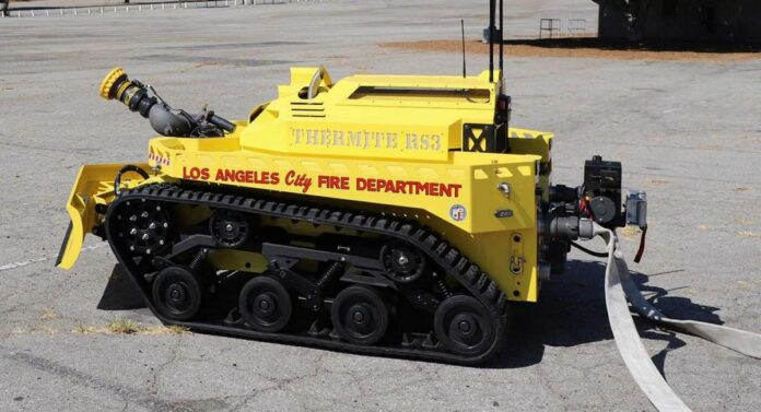 LAFD Thermite RS3