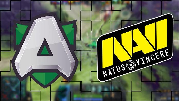 «Navi» против «Alliance»