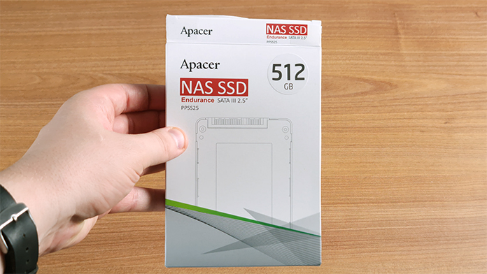 Apacer PPSS25 512GB