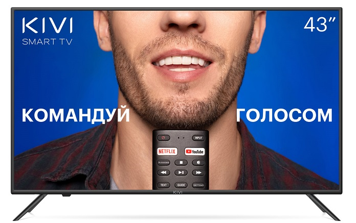Smart TV KIVI 43U710KB