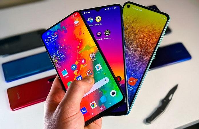 Сравнение смартфонов 2020 от разных компаний