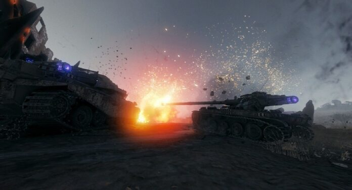 Мирный-13 в World Of Tanks
