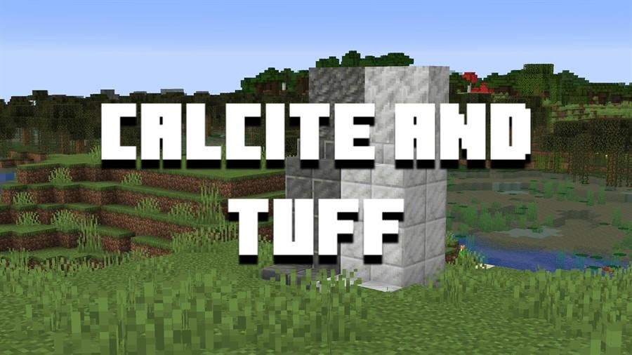 Minecraft PE 1.17.10, 1.17.20 & 1.17.30 - Calcite