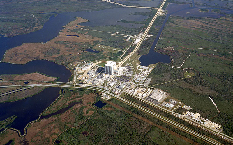 Cape Canaveral Air Force Station Header