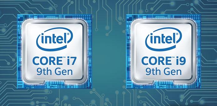 Core i7 & i9