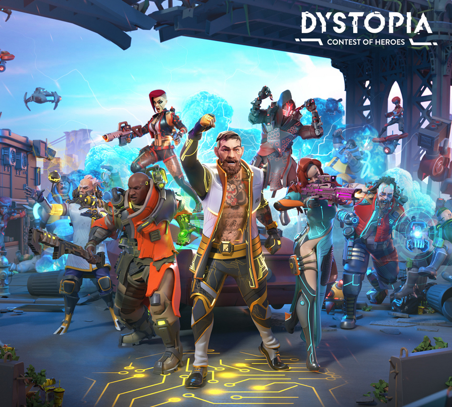 Dystopia: Contest of Heroes