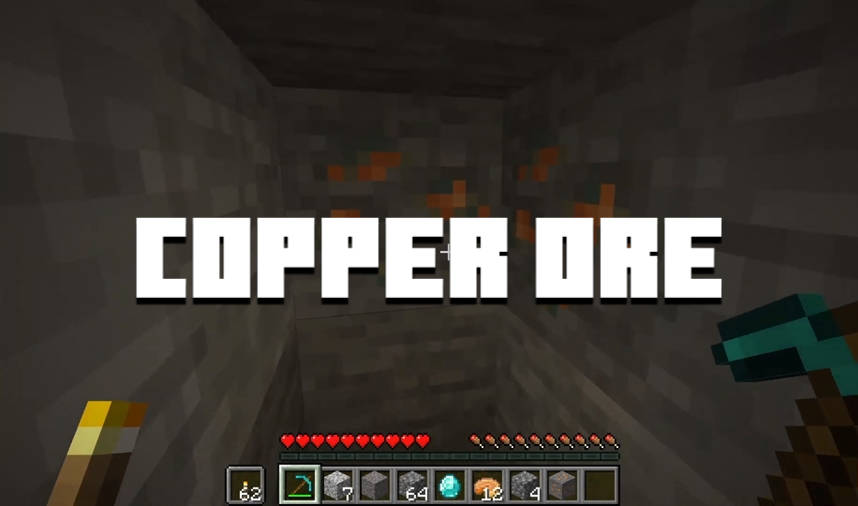 Minecraft PE 1.17 - Copper