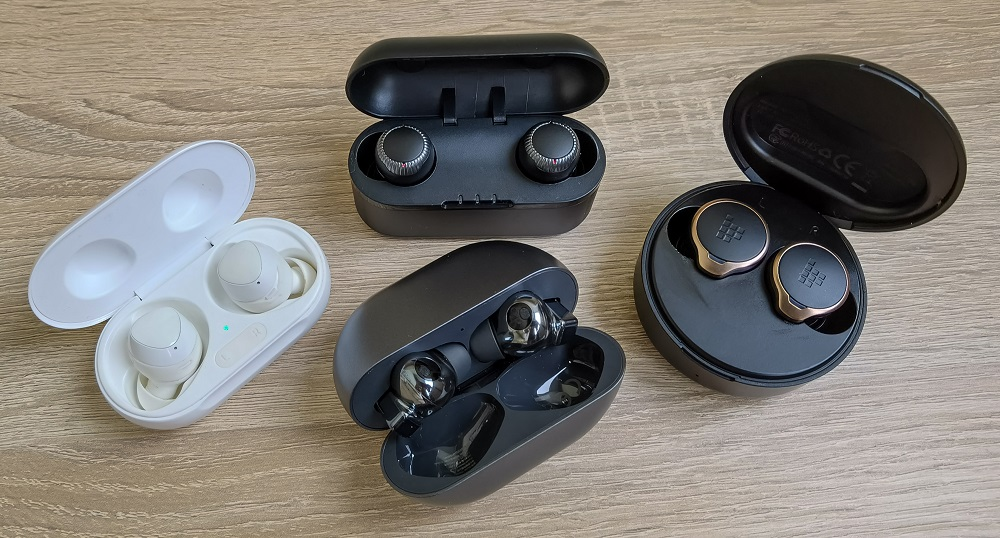 Huawei FreeBuds Pro vs Galaxy Buds+ vs Panasonic RZ-S300W vs Tronsmart Apollo Bold