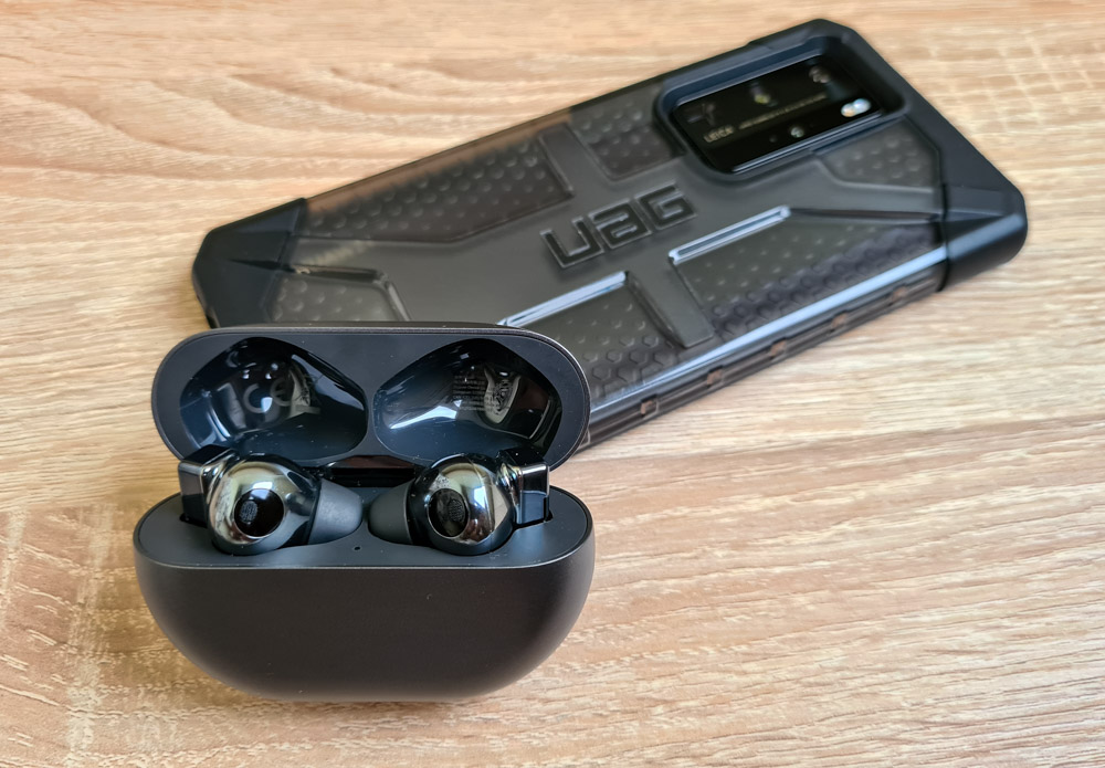 Huawei FreeBuds Pro & Huawei P40 Pro