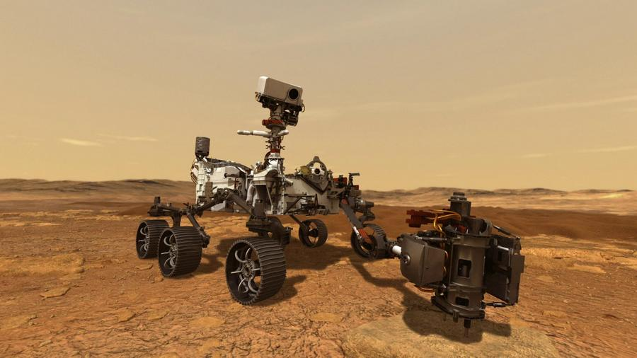 місія NASA Mars 2020 Perseverance