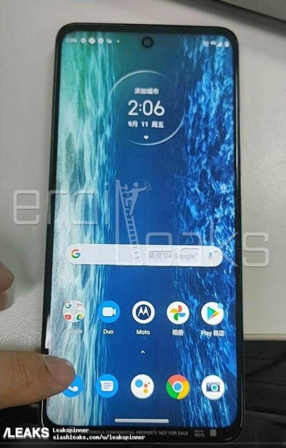 Motorola Kiev aka Moto G 5G