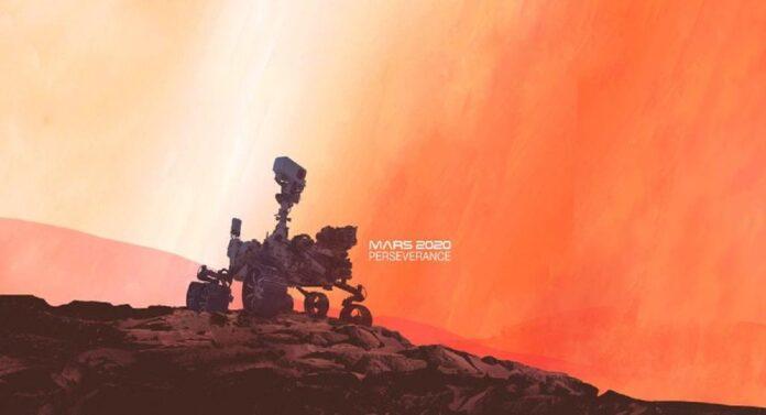 NASA Mars 2020 Perseverance