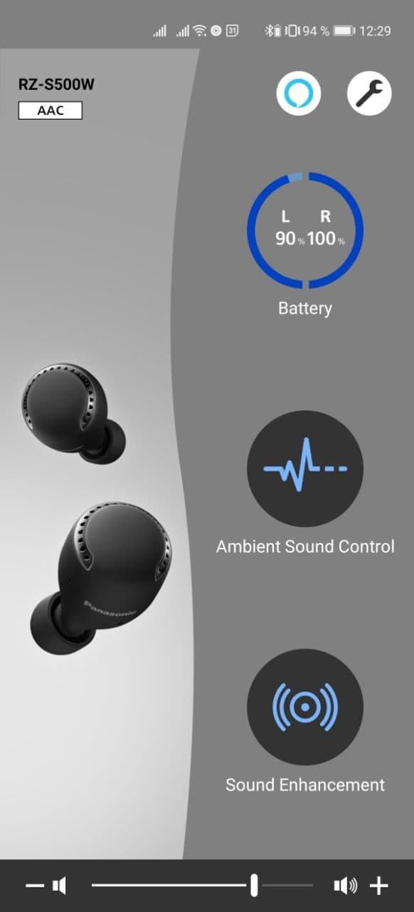 Panasonic Audio Connect: RZ-S500W