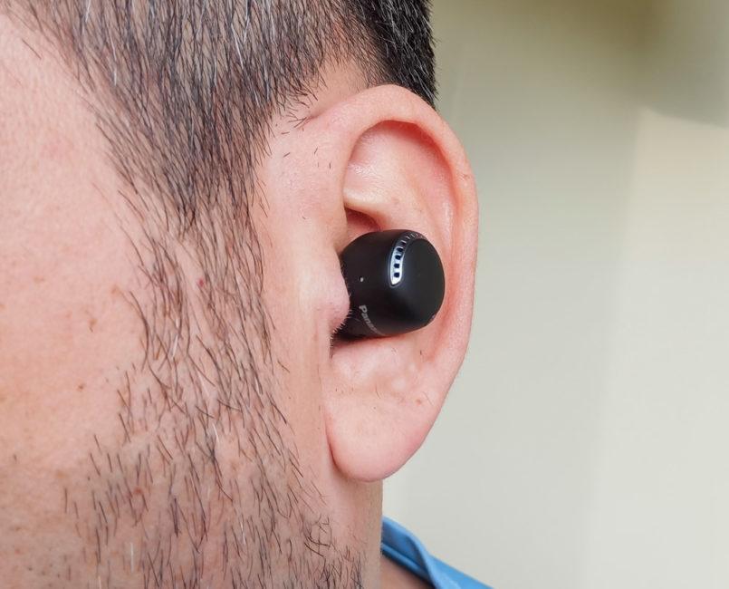 Panasonic RZ-S500W Sound Test
