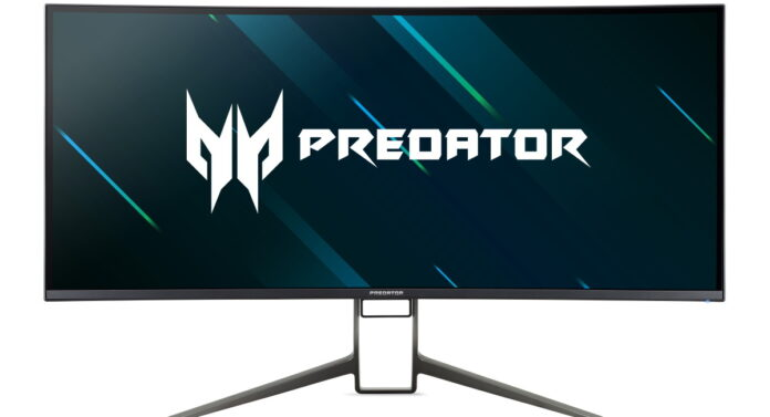 Predator Monitor X X38P