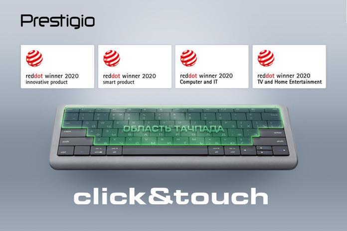 Prestigio Click&Touch