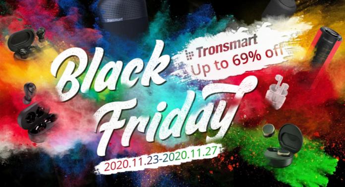 Tronsmart Black Friday