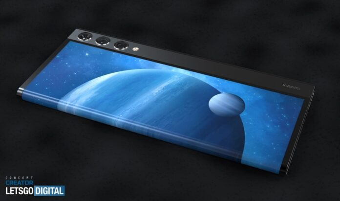 Rolowany Xiaomi Mi Alpha R