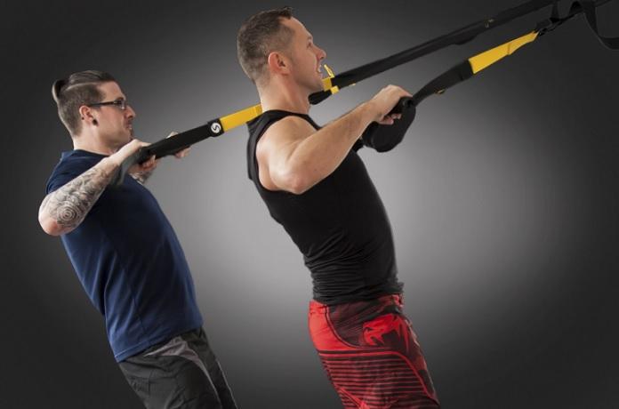 A gym workout app