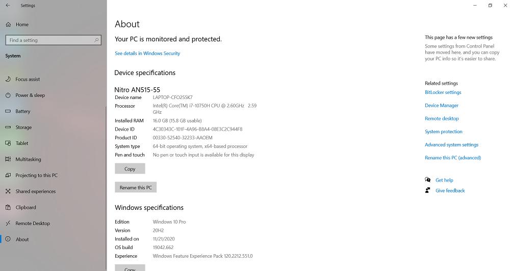 Обзор Acer Nitro 5 2020: хороший игровой ноутбук не должен быть дорогим