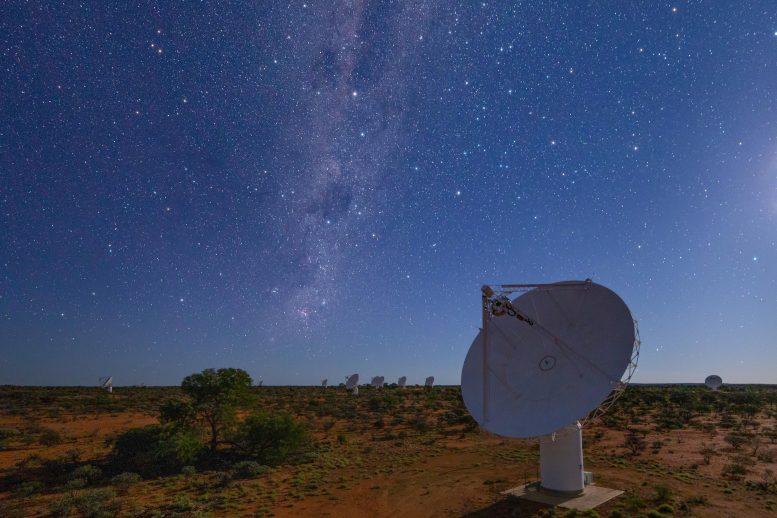 Australian SKA Pathfinder Radio Telescope