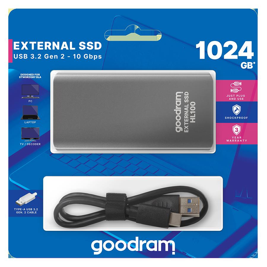 GOODRAM SSD HL100