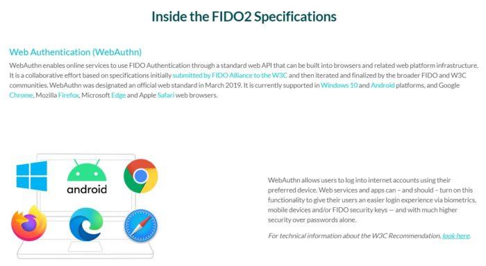 Hideez FIDO Security Key
