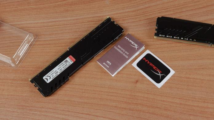 HyperX Fury DDR4 2x32GB