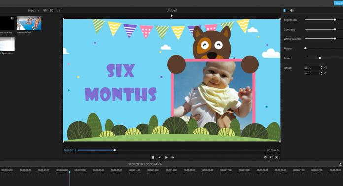 Можно ли быстро и хорошо смонтировать домашнее видео на память?