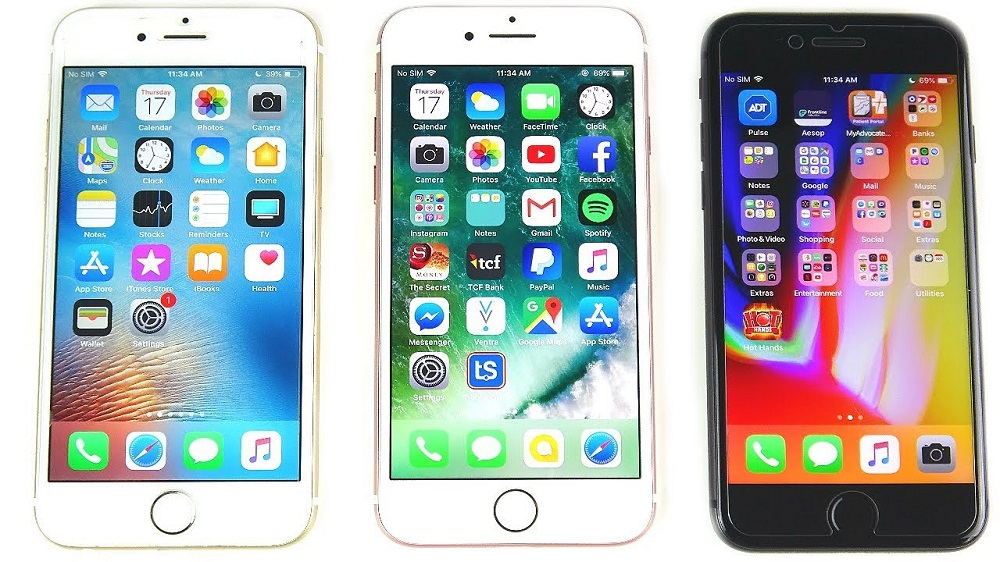 iPhone 7 / 8 / 6s