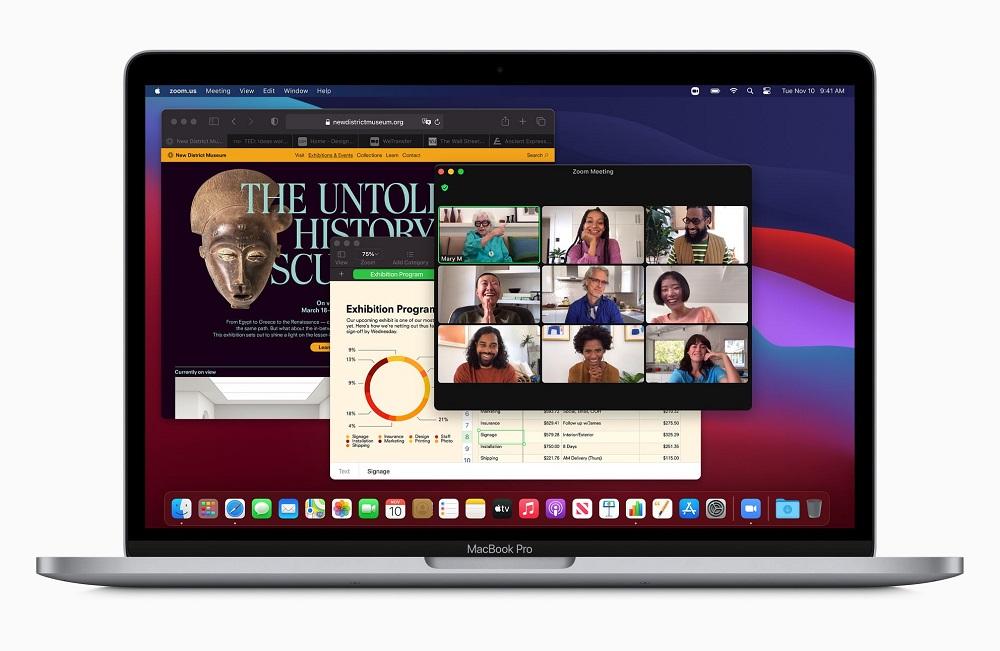 MacBook Pro з процесором Apple M1 або Intel: чим вони подібні?