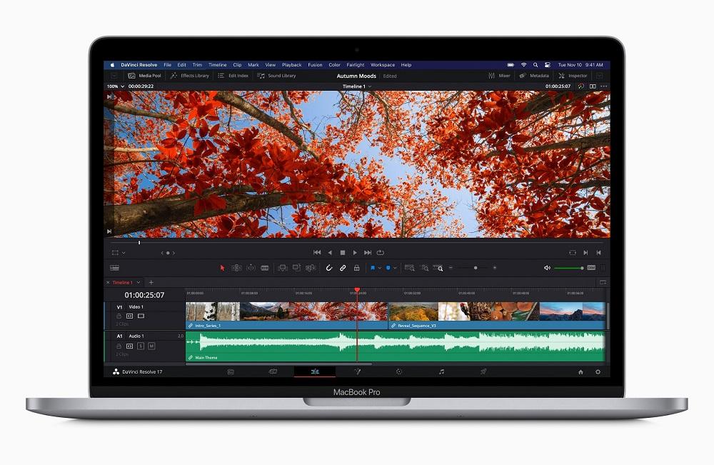 Чим відрізняються MacBook Pro з процесорами Apple M1 і Intel?