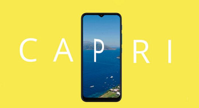 Motorola Capri