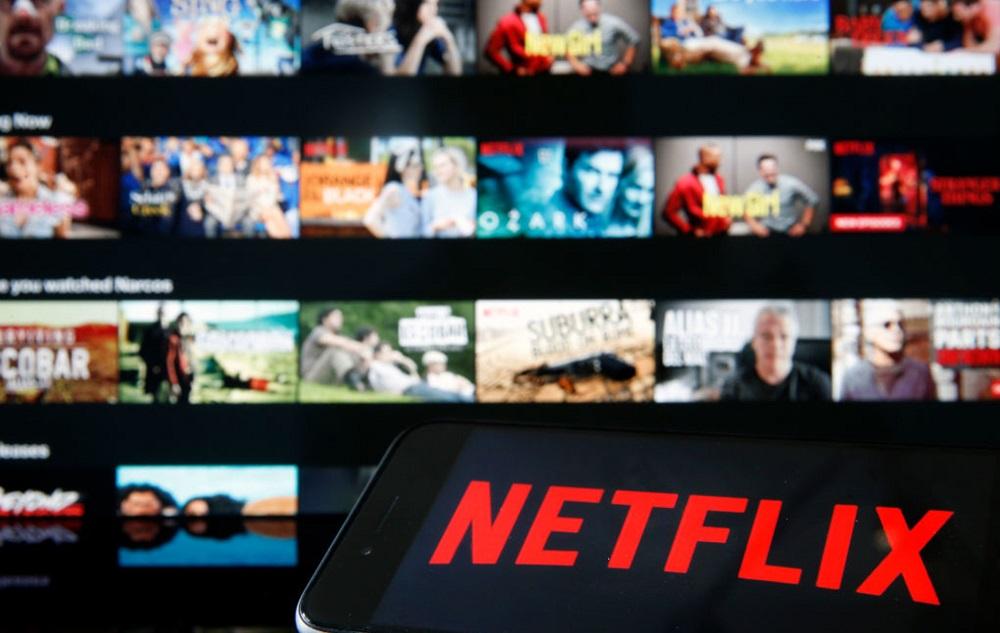 Unikatowa lista ID kategorii dla Netflix
